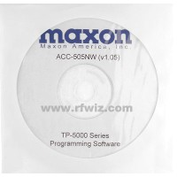 Maxon ACC-505 - TP-5000 Series Programming Software 12.5/25 kHz (W/N)