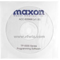 Maxon ACC-505 - TP-5000 Series Programming Software 12.5/25 kHz (W/N)
