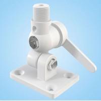 Shakespeare 4186-UH - Marine Nylon Adjustable Ratchet Antenna Mount - NOS