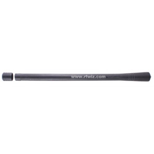 Replacement MX type Rubber Antenna for Motorola UHF Portable Radios 6 Inch