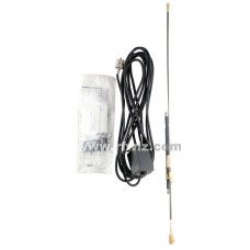 Antenna Specialists AP-4050 -  40-50 MHz Low Band Glass Mount Mobile Antenna w/PL259  - NOS