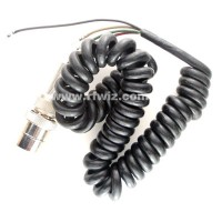 Motorola 1-80707A58 - Motorola Replacement Microphone Cord with Connector - NOS