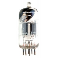 12AT7  -  Browning Laboratories Twin Triode Amp ECC81 9-Pin Vintage Miniature Vacuum Tube NOS