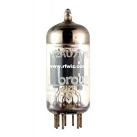 12AU7A  -  Browning Laboratories Twin Triode Amp ECC82 9-Pin Vintage Miniature Vacuum Tube NOS