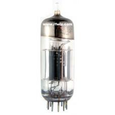 12B4A - GE Low-Mu Triode 9-Pin Vintage Miniature Vacuum Tube NOS w/Box