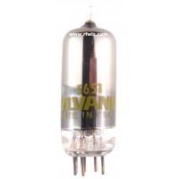 5651 - SYLVANIA 86 Volt Gas Filled Glow Discharge Diode 7-Pin Vintage Vacuum Tube NOS