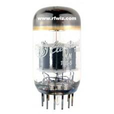 6AC10  - GE Compactron High-Mu Triple Triode Duodecar 12-Pin Vintage Vacuum Tube NOS w/Box