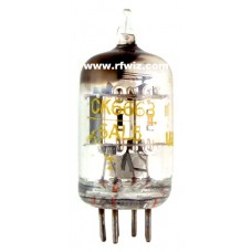 6AL5 - Raytheon Twin Diode High-Perveance 7-Pin Vintage Miniature Vacuum Tube NOS w/Box CK6663