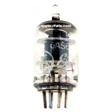 6AS6 - GE Sharp Cut-Off Pentode 7-Pin Vintage Miniature Vacuum Tube NOS w/Box