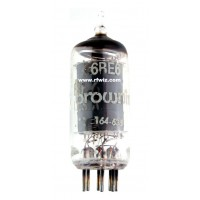 6BE6  - Browning Laboratories Heptode Pentagrid 7-Pin Vintage Miniature Vacuum Tube NOS