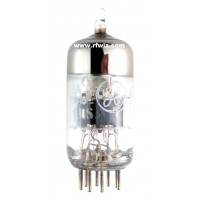6BZ7 - GE Medium-Mu Twin Triode 9-Pin Vintage Miniature Vacuum Tube NOS w/Box 6BQ7A 6BS8