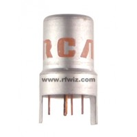 6CW4  -  RCA Hi-Mu Triode Grounded Cathode RF Amplifier Nuvistor 5-Pin Vintage Vacuum Tube NOS