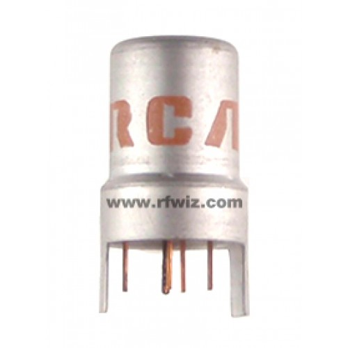 6cw4 Rca Hi Mu Triode Grounded Cathode Rf Amplifier