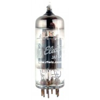 6AW8A - GE High-Mu Triode Sharp-Cutoff Pentode 9-Pin Vintage Miniature Vacuum Tube NOS w/Box