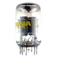 6J11  - SYLVANIA Compactron Two Sharp Cutoff Pentodes 12-Pin Vintage Miniature Vacuum Tube NOS w/Box