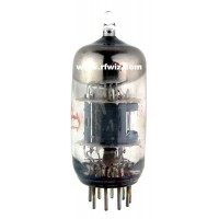 6U8A - GE Sharp-Cutoff Pentode Medium-Mu Triode 9-Pin Vintage Vacuum Tube NOS w/Box 6KD8 6AX8 5KD8