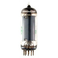 7558  - SYLVANIA Beam Power Pentode Industrial Version 9-Pin Vintage Miniature Vacuum Tube PRE-OWNED