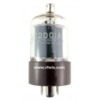 6146B/S2001A - MATSUSHITA Beam Powered Pentode 8-Pin Octal Vintage Transmit Vacuum Tube