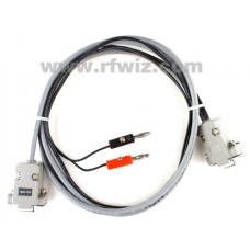 Maxon TAC-101D - SD-125EL PC Squelch Adjustment Cable (Serial Type) for E and EL Series Radios