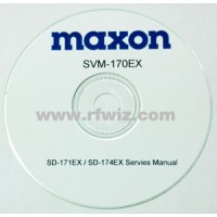 Maxon ACC-140 - TPD-1000 Programming Software 12.5/25 kHz Version 1.25 (W/N)