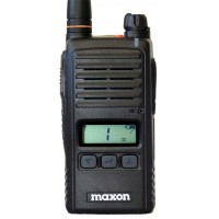 Maxon TJ-3400UM  -  UHF 56 Ch 2 Watt Job-Site Portable (450-470 MHz)
