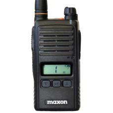 Maxon TJ-3100V  -  VHF 27 Ch 2 Watt Job-Site Portable (150-174 MHz)