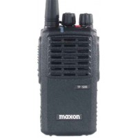 Maxon TP-5116  -  VHF 16 Ch 5/2 Watt Portable Two-Way Radio w/Charger 2600 mAh Bat (136-174 MHz)
