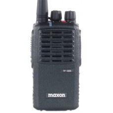 Maxon TP-5416  -  UHF 16 Ch 4/2 Watt Portable Two-Way Radio w/Charger 2600 mAh Bat (400-470 MHz)