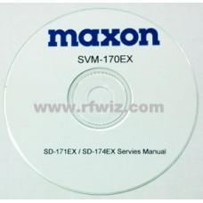 Maxon SVM-5000P - TP-5000 Series Service Manual