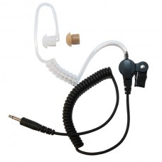 Maxon TA-ET4 - TP-8000 Series Discreet In Ear Bud 3.5mm Plug RECEIVE ONLY