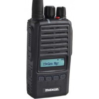 Maxon TP-8102  -  VHF 512 Ch 5/2 Watt Portable Two-Way Radio w/Charger 2600 mAh Bat (136-174 MHz)