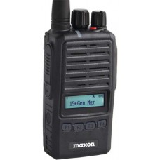Maxon TP-8402  -  UHF 512 Ch 4/2 Watt Portable Two-Way Radio w/Charger 2600 mAh Bat (400-470 MHz)