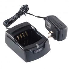 Maxon TAD-100L - TPD-1000 Series Single Slot Rapid Rate Desktop Charger (PS-100L)