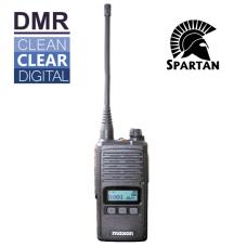 Maxon TSD-4124  -  VHF 512 Ch 5/1 Watt DMR/Analog Portable Radio (136-174 MHz)