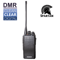 Maxon TSD-4116  -  VHF 512 Ch 5/1 Watt DMR/Analog Non-Display Portable Radio (136-174 MHz)