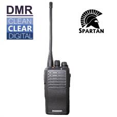 Maxon TSD-4116  -  VHF 16 Ch 5/1 Watt DMR/Analog Portable Radio (136-174 MHz)