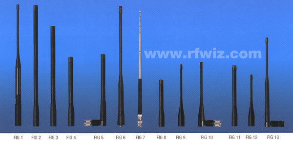 St 6h Russell 20 25 Inch Telescopic Vhf Band Replacement