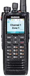 Service Manual SVM-1000TPD is used with the TPD-1000 Series DISPLAY DMR Digital Portable Radio